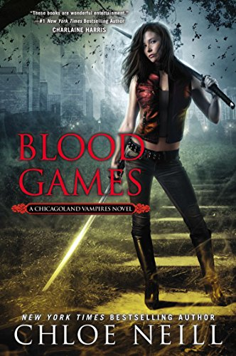 9780451415202: Blood Games (Chicagoland Vampires)