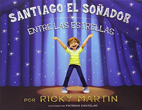 Santiago el so�ador entre las estrellas (Spanish: Martin, Ricky
