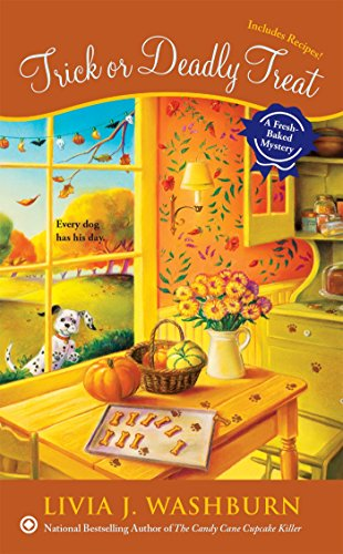 9780451416704: Trick or Deadly Treat (Fresh-Baked Mystery)