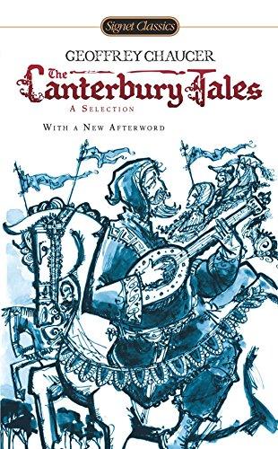 Beispielbild für The Canterbury Tales: A Selection zum Verkauf von SecondSale