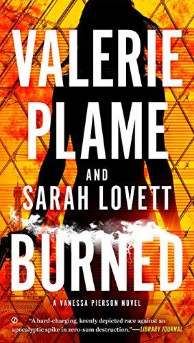 9780451416827: Burned: A Vanessa Pierson Novel