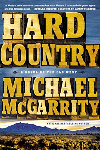 9780451417145: Hard Country (The American West Trilogy)