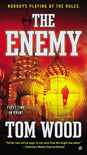 9780451417534: The Enemy (Victor)