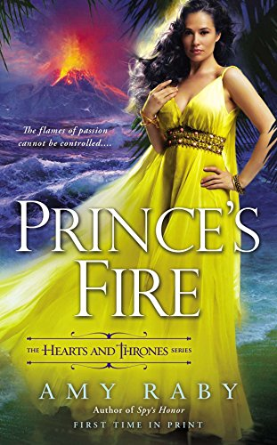 9780451417848: Prince's Fire (The Hearts and Thrones Series)