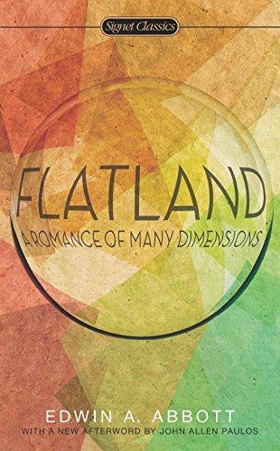 9780451417855: Flatland: A Romance of Many Dimensions