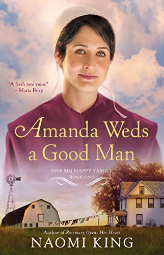 9780451417879: Amanda Weds a Good Man: One Big Happy Family, Book One