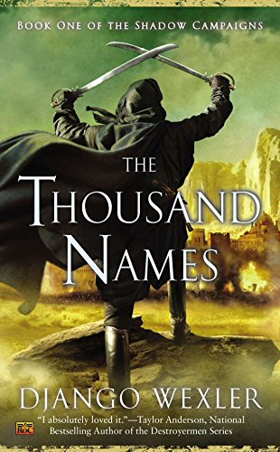 9780451418050: The Thousand Names: Book One of the Shadow Campaigns