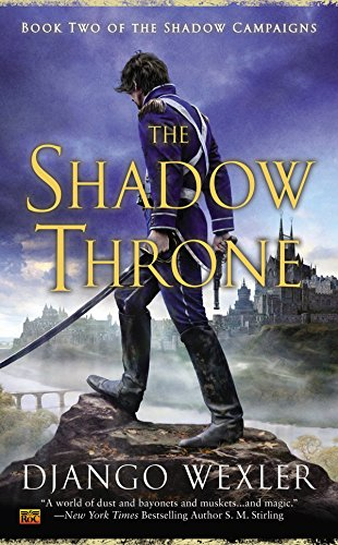9780451418074: The Shadow Throne. Book Two Of The Shadow Campaigns