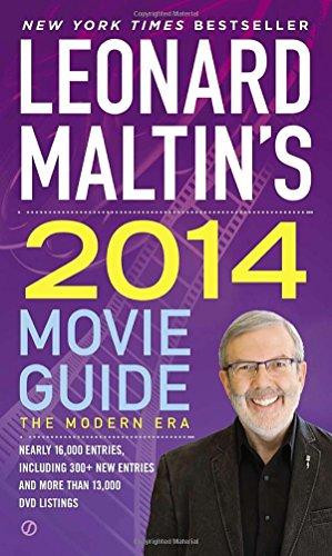 9780451418104: Leonard Maltin's Movie Guide 2014: The Modern Era