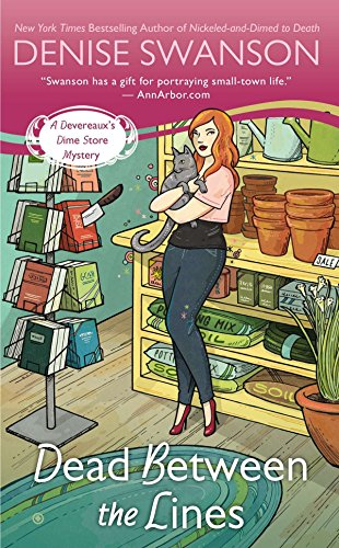 Dead Between the Lines (A DEVEREAUX'S DIME STORE MYSTERY)