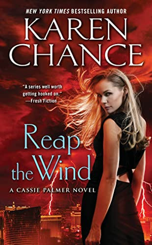 9780451419071: Reap the Wind: A Cassie Palmer Novel
