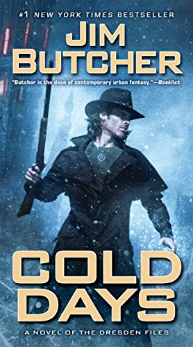 9780451419125: Cold Days (Dresden Files)