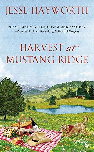 9780451419163: Harvest at Mustang Ridge (A Mustang Ridge Novel)