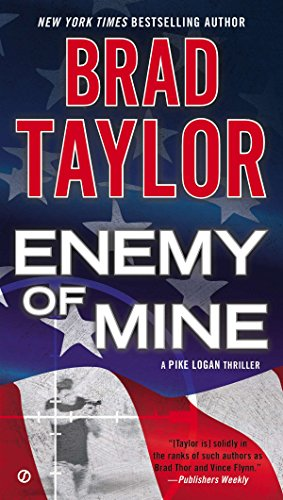 9780451419934: Enemy of Mine (Pike Logan)