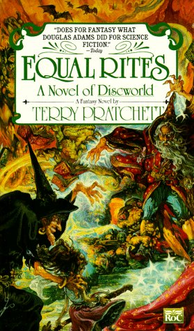 9780451450920: Equal Rites (Discworld)