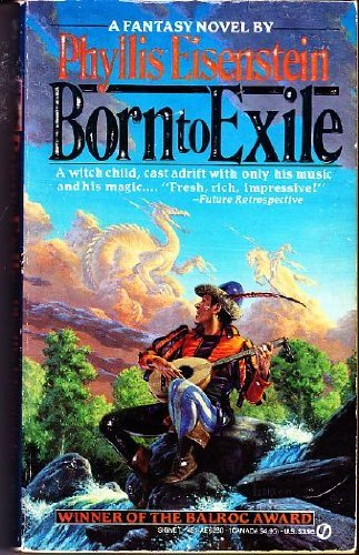9780451450937: Born to Exile (Sorcerous Adventures)