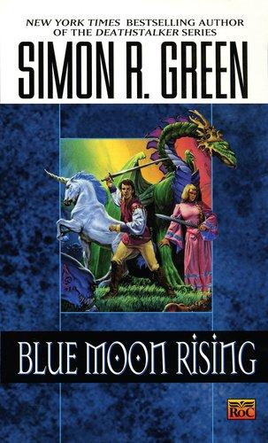 9780451450951: Green Simon : Blue Moon Rising (Hawk & Fisher)