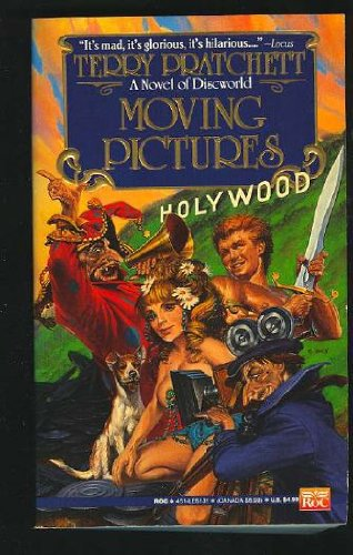 9780451451316: Moving Pictures (Discworld)
