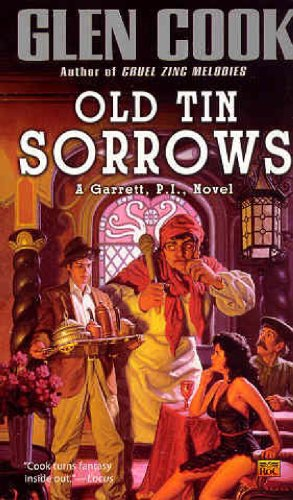9780451451576: Old Tin Sorrows (Garrett, P.I.)