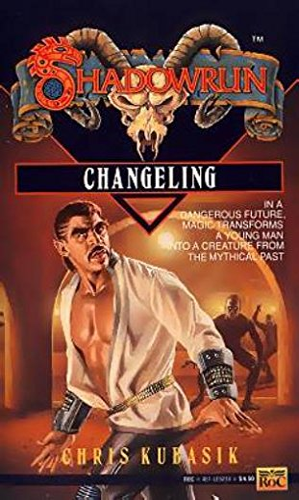 9780451451637: Changeling (Shadowrun #5)