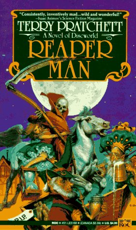 9780451451682: Reaper Man (Discworld)