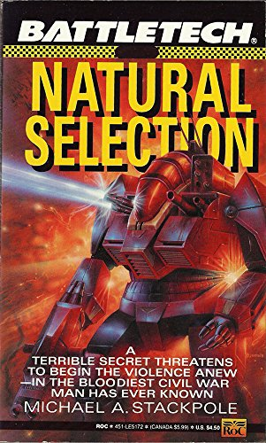9780451451729: Natural Selection (BattleTech, No. 5)