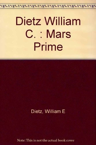 Mars Prime (0451452089) by Dietz, William C.