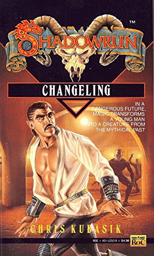 9780451452184: Changeling (Shadowrun)
