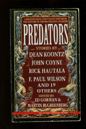Predators (0451452267) by Various