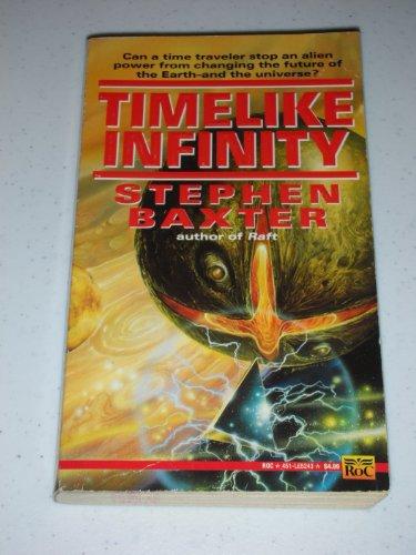9780451452436: Baxter Stephen : Timelike Infinity