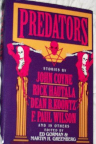 Predators: Dean Koontz; Rick