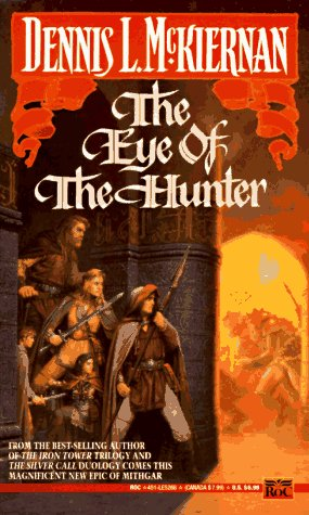 [signed] The Eye of the Hunter (Mithgar)