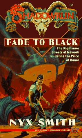 9780451452870: Shadowrun: Fade to Black v. 13 (Roc)