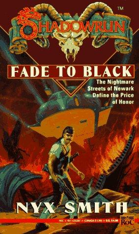9780451452870: Fade to Black: Shadowrun