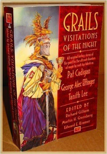Grails: Visitations of the Night: Martin H. Greenberg~Richard