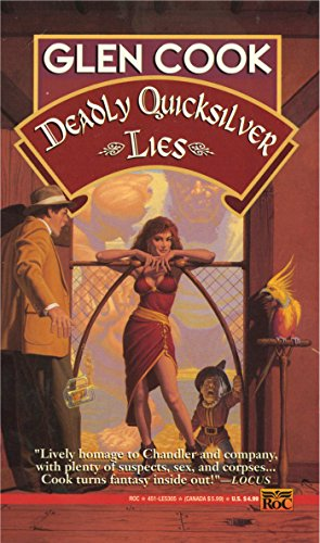 9780451453051: Deadly Quicksilver Lies (Garrett Files)
