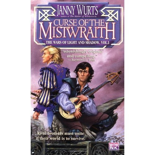 9780451453068: Curse of the Mistwraith (Wars of Light and Shadow)