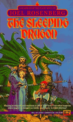 9780451453501: The Sleeping Dragon (Guardians of the Flame)