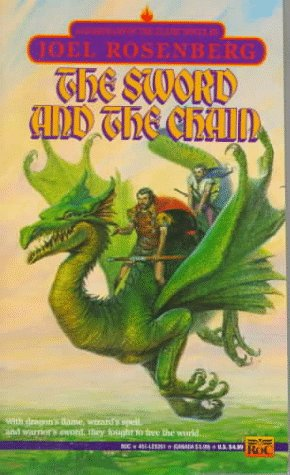 9780451453518: The Sword and the Chain (Guardians of the Flame)