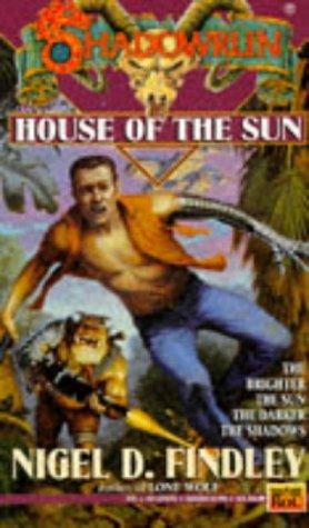 9780451453709: Shadowrun 17: House of the Sun
