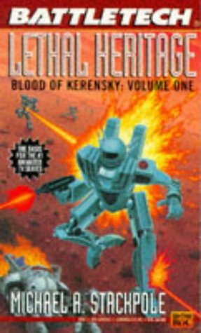 9780451453839: Battletech 20: Lethal Heritage: Blood of Kerensky 1