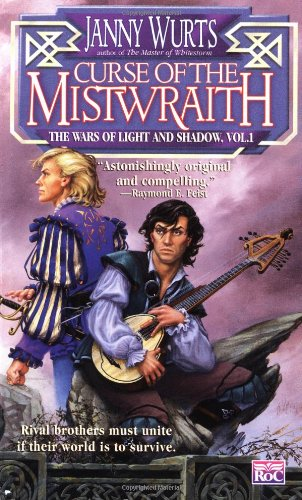 9780451454164: Curse of the Mistwraith (Wars of Light and Shadow)