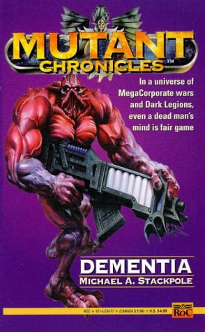 9780451454171: Dementia: Mutant Chronicles
