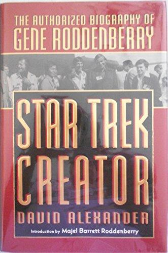 9780451454188: Star Trek Creator: The Authorized Biography of Gene Roddenberry