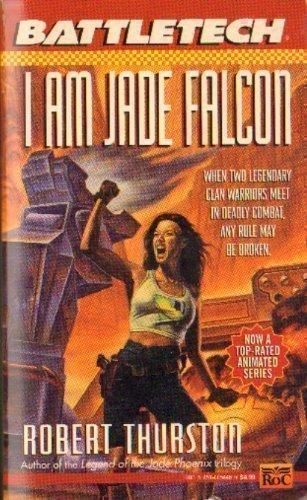 9780451454461: I Am Jade Falcon