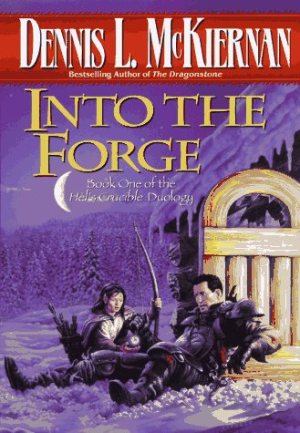 9780451454584: Into the Forge (Mithgar)