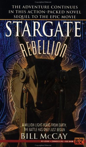 9780451455024: Rebellion (Stargate #1)