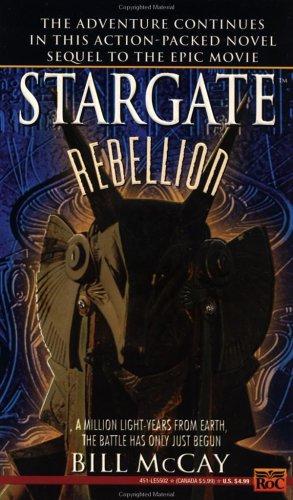 9780451455024: Rebellion (Stargate #1)