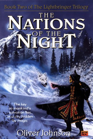 9780451455666: The Nations of the Night: Book Two of the Lightbringer Trilogy