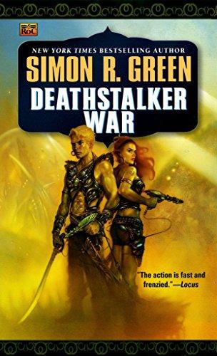 9780451456083: Deathstalker War (Owen Deathstalker, Vol. 3)